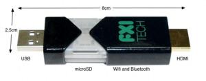 Cotton Candy, un ordenador metido en un USB con Android   VIM   Scoop.it