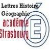 Lettres Histoire Géographie dans l'académie de Strasbourg
