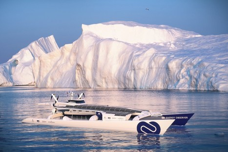 World's first green-energy boat prepares for a six-year voyage around the world | The EcoPlum Daily | Scoop.it
