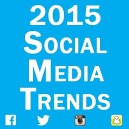 Resoluciones de Medios de Comunicación Social del Año Nuevo [Infografía] | Farmacia Social Media | Scoop.it