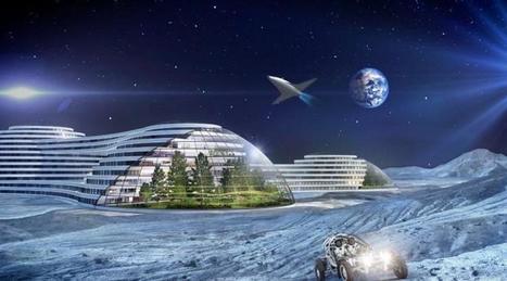 À quoi ressembleront nos villes et nos vies en 2116 ? | revue de johane | Scoop.it