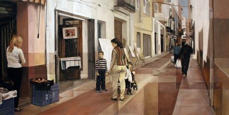 Nacho Puerto   Painter   les Artistes du Web   Scoop.it