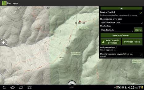 BackCountry Navigator TOPO GPS v5.5.1 | ApkLife-Android Apps Games Themes | Android Apps And Games ApkLife.com | Scoop.it
