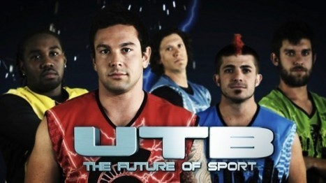 Ultimate Tazer Ball – The Sport That Lets You Taze Your Opponents | Strange days indeed... | Scoop.it