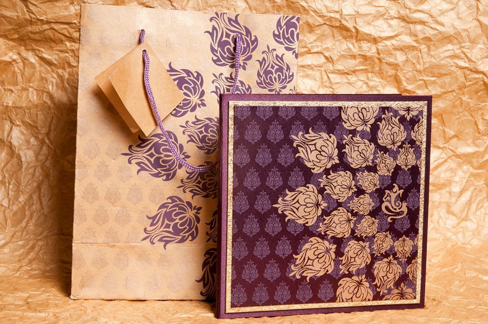 Hindu Wedding Invitations Usa: Latest Trend Of Indian Wedding Cards By Shubhan