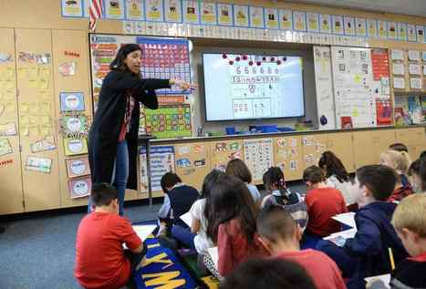 Dual-immersion programs offer opt-in bilingual education | Spanish in the United States | Scoop.it