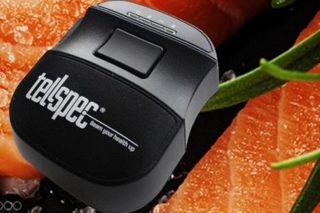 TellSpec : scanner les aliments pour détecter la présence de produits chimiques | L'innovation ouverte | Scoop.it