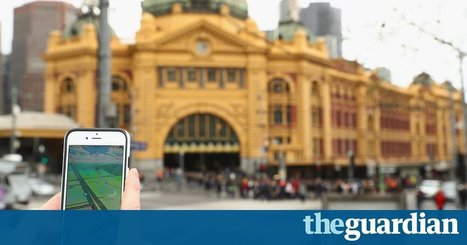 Pokémon Go: Who owns the virtual space around your home ? | EDTECH - DIGITAL WORLDS - MEDIA LITERACY | Scoop.it