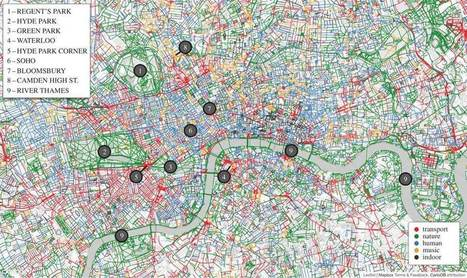 Sounds of the city - Geographical | Geomobile | Scoop.it