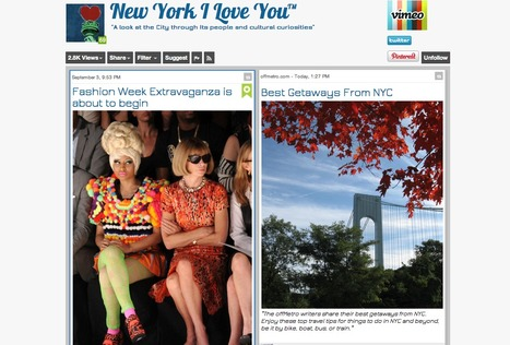 New York I Love YouTM | SocialMediaDesign | Scoop.it