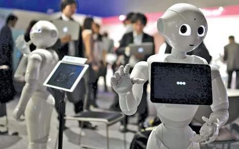 Οι νέες τάσεις και το μέλλον της ρομποτικής | SCIENCE NEWS | Scoop.it