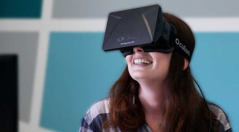 Facebook storms into the world of Virtual Reality | Virtual University: Education in Virtual Worlds | Scoop.it