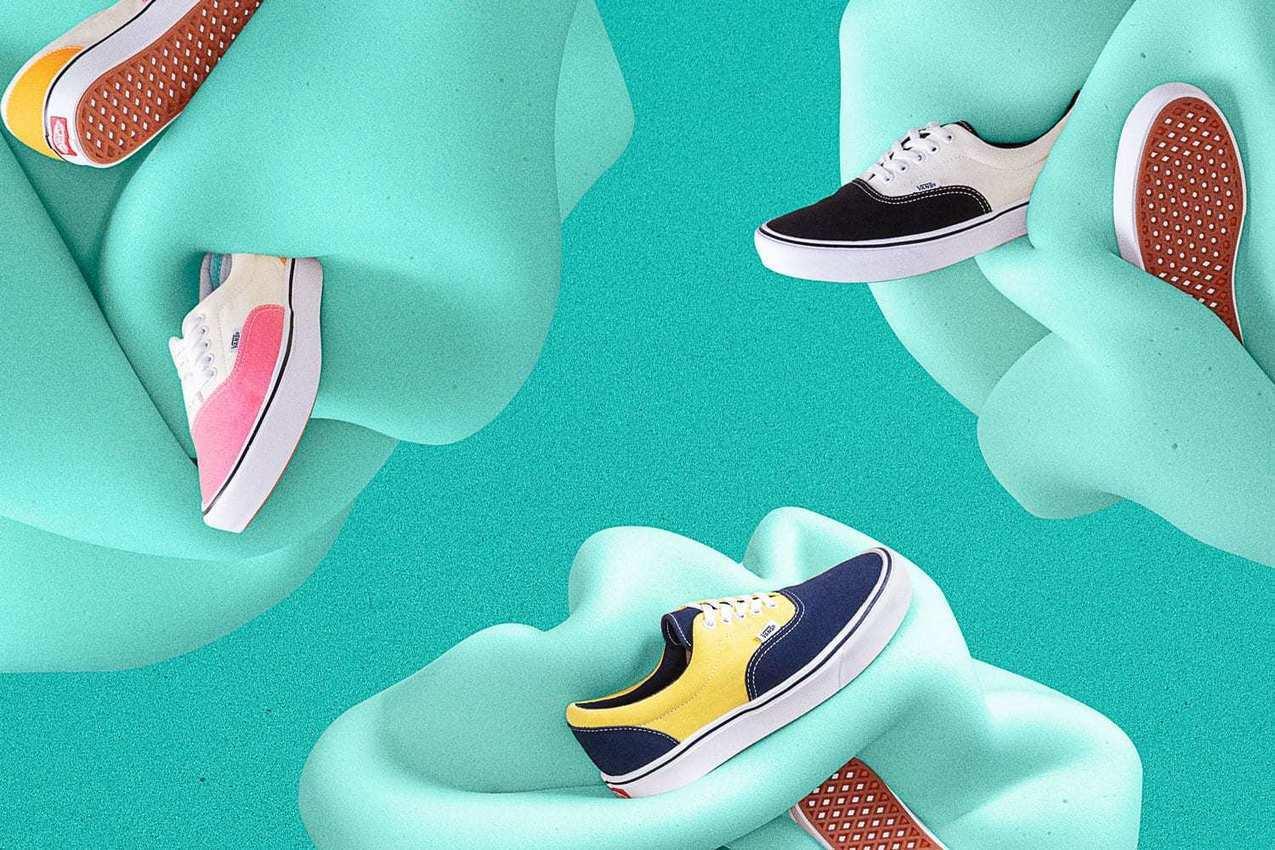 ea31fe76fef2 Vans Has Finally Invented a Sneaker That s Actually Comfortable