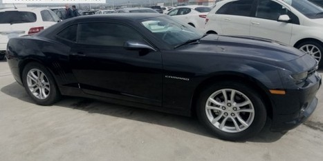 2016 Model Chevrolet Camaro V36 Gürcist