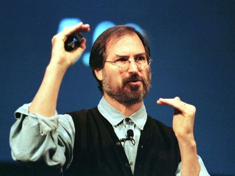 Steve Jobs Predicted The Future Of E-Commerce Back In 1996 And Got It Exactly Right | Računalniki | Scoop.it