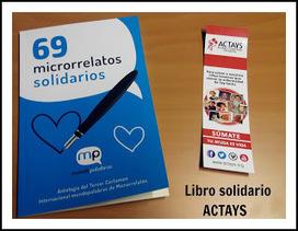 Libro III edición del concurso de microrrelatos solidario | microrrelatos | Scoop.it