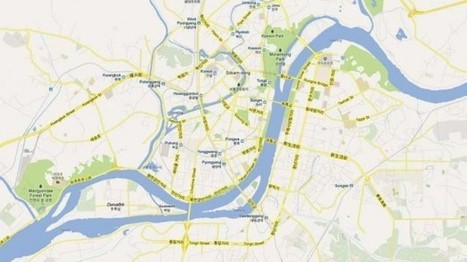 Google unveils detailed North Korea map… with gulags   Daily Crew   Scoop.it