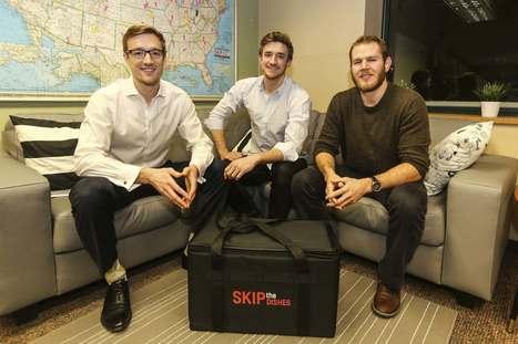 That'll be $110M, please: U.K. company to buy Winnipeg's SkipTheDishes | medical toursim | Scoop.it