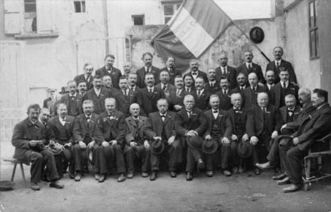 Les conscrits : leurs origines, leur histoire et leur évolution | Editions du Tinailler | L'écho d'antan | Scoop.it
