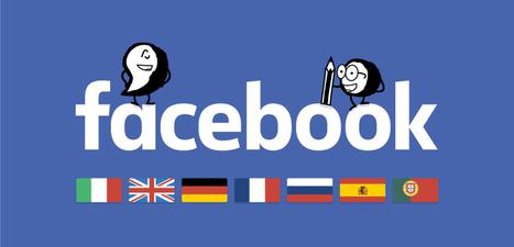 Regalo da Facebook: le pagine fan diventano multilingua! - Retorica Comunicazione   Facebook Daily   Scoop.it