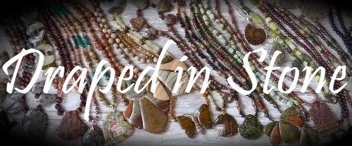 Draped in Stone Jewelry