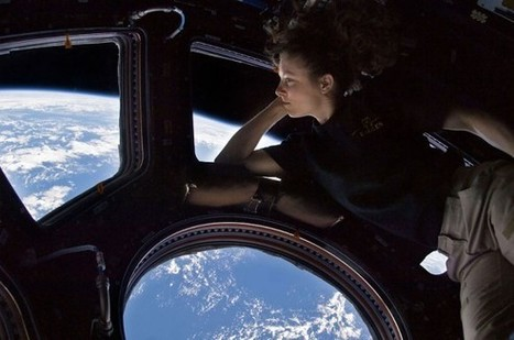 10 Awesome Images of the Space Station's Cupola | Planets, Stars, rockets and Space | Scoop.it