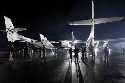 SpaceShipTwo, splendida seconda prova. Supersonica. - Spaziando | niggleburgoo | Scoop.it