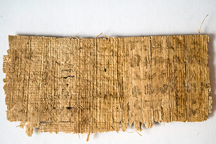 The Gospel of Jesus's Wife: A New Coptic Gospel Papyrus | Harvard Divinity School | Mind Candy  { interdimensionally } Cubed... It's SO yesterday to be a Square | Scoop.it