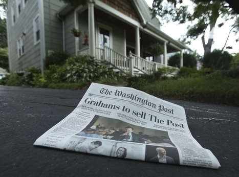 What The Washington Post's Sale Means For D.C. Journalism | Future of Journalism | Scoop.it