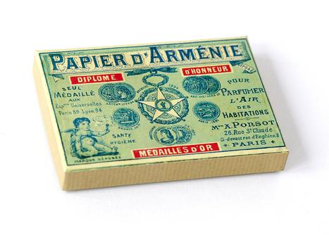 Montrouge  92  - Made in France :  le Papier d'Arménie a trouvé un destin à travers les siècles   Merveilles - Marvels   Scoop.it