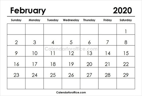 editable 2020 online calendar in calendar for office scoop it
