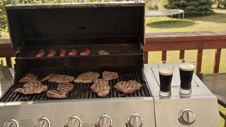 Pour un barbecue plus sain, misez sur la bière   Le Monde de la bière   Scoop.it