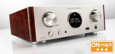 Test Marantz HD-DAC1 : un ampli casque et Dac Hi-Res au son généreux | ON-TopAudio | Scoop.it