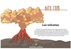 Los volcanes | Historia y Mapas | Scoop.it