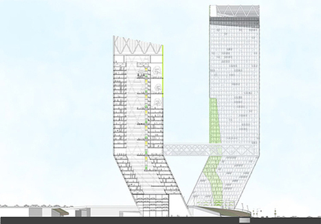CO2ngress Towers:  Reducing air pollution in Chicago + increasing public awareness | Urbanisme | Scoop.it