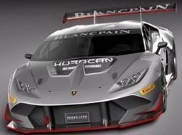 Lamborghini New Huracan Lp 6202 Super Trofeo