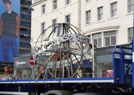 Forsyth Sphere to return to Edinburgh skyline | Today's Edinburgh News | Scoop.it