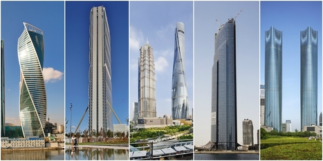 TORRE de Shanghai gana el premio Emporis Skyscraper 2015 | The Architecture of the City | Scoop.it