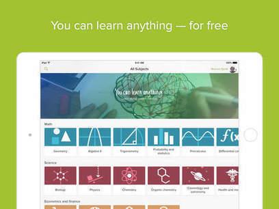 Khan Academy isn't done revolutionizing education   21st Century Homeschooling Apps   Scoop.it