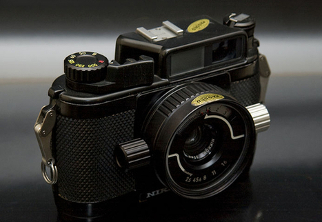 Nikon May Have a 'Serious' Underwater Camera in the Works | DiverSync | Scoop.it