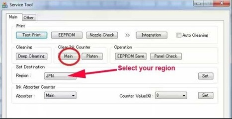 download canon service tool v3400 free