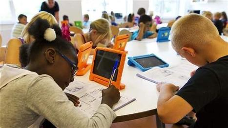 Connected learning: How is mobile technology impacting education? | Leadership for Mobile Learning | Scoop.it