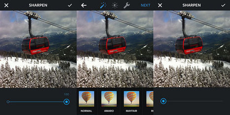 What Those New Instagram Editing Tools Actually Do (With Pictures) | Photography News Journal | Scoop.it