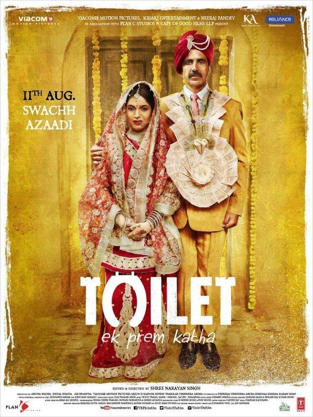 Туалет: История любви / Toilet - Ek Prem Katha / 2017 / ЛМ / BDRip