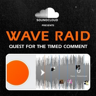 SoundCloud launches Wave Raid web game #socialmusicgaming | Social Music Gaming | Scoop.it