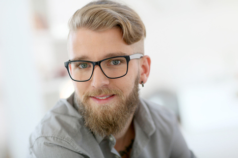 Good Options For Mens Hairstyles With Glasses  ...