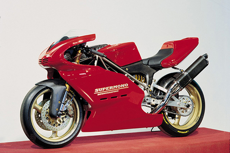 For Sale: Ducati Supermono, just $150,000 - Hell for Leather | Ductalk Ducati News | Scoop.it
