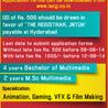 Multimedia Courses in Hyderabad