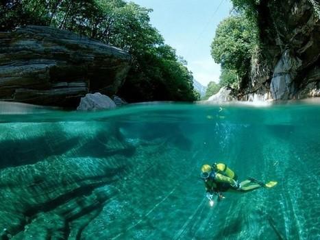 """• Swim in the World's Clearest Water   """"World Travel"""" info 世界旅行の情報   Scoop.it"""