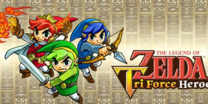 Zelda: Triforce Heroes' main story wont support two-player mode | myproffs.co.uk- gaming news | Scoop.it